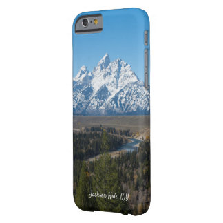 Großartiger Teton Telefon-Kasten Barely There iPhone 6 Hülle