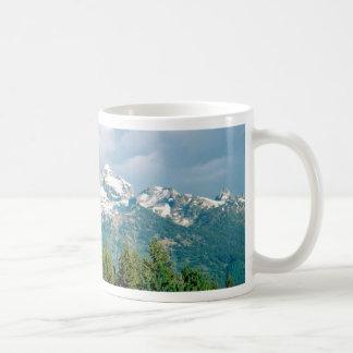 Großartiger Tetons Park Kaffeetasse