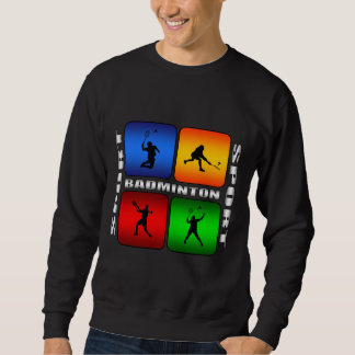 Großartiges Badminton Sweatshirt