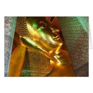 Großartiges Budha Karte