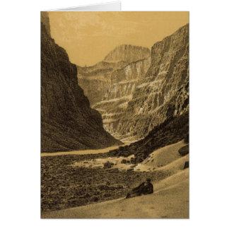 Großartiges Canon, der Colorado Karte