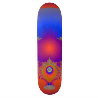 Großartiges Fraktal Design Personalisiertes Skateboarddeck