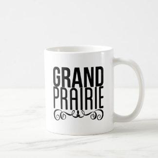 Großartiges Grasland Kaffeetasse