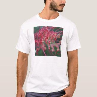 Großartiges Grevilla Makro T-Shirt