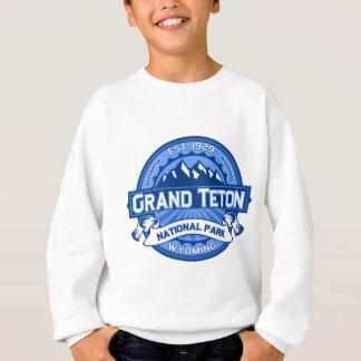 Großartiges Teton Kobalt Sweatshirt