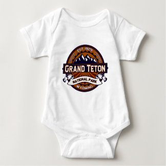 Großartiges Teton vibrierend Baby Strampler