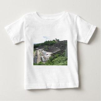 Großartiges Theater, Lyon-Amphitheater, römisches Baby T-shirt