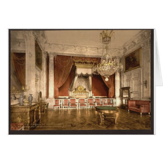 Großartiges Trianon, Kammer der Kaiserin Karte
