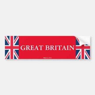 Großbritannien-Autoaufkleber Autoaufkleber