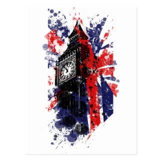 Großbritannien Big Ben Postkarte