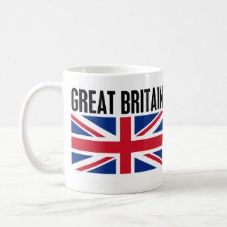 Großbritannien Kaffeetasse