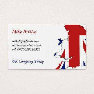 Großbritannien, Mike Brittas, mike@hotmail.comww.. Visitenkarte
