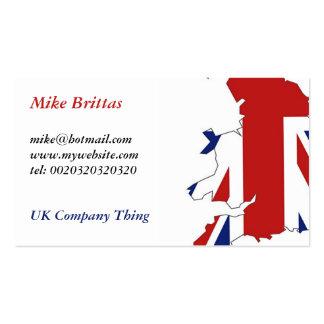 Großbritannien, Mike Brittas, mike@hotmail.comww.. Visitenkarten