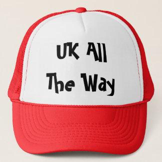 Großbritannien vollständig truckerkappe