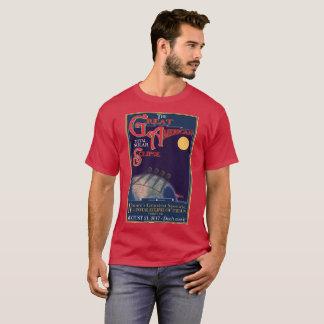 Große amerikanische Eklipse 2017 T-Shirt