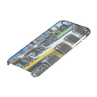 Große Anlagen Durchsichtige iPhone 6/6S Hülle