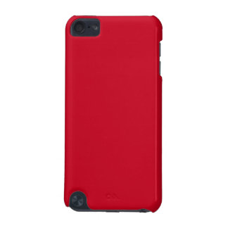 Große Apple glühende Rot-Im Norden iPod Touch 5G Hülle