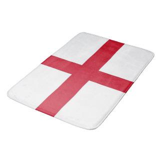 Große Badmatte mit Flagge von England Badematte
