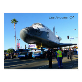 Große Bemühung in Los Angeles-Postkarte! Postkarten
