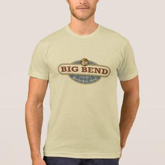Große Biegungs-Nationalpark T-Shirt