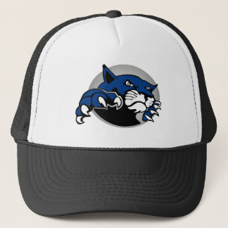 Große Ebenen-Pop-Warner Omaha Bobcats unter 12 Truckerkappe