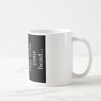 Große Einzelteile für Geburtstage und Feiertage! Kaffeetasse