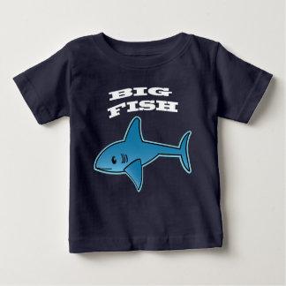 Große Fische - Baby-feiner Jersey-T - Shirt