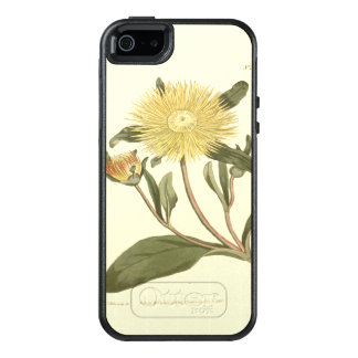 Große gelbe Feigen-Ringelblumen-Illustration OtterBox iPhone 5/5s/SE Hülle