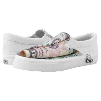Große Gelder Slip-On Sneaker