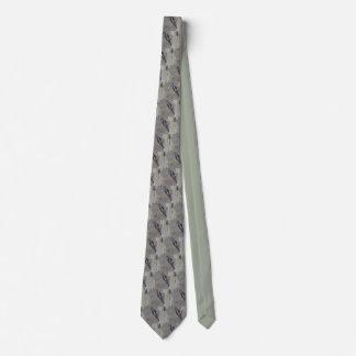 Große gepunktete Specht-Krawatte Individuelle Krawatten