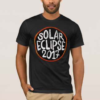 Große GesamtSonnenfinsternis 2017 am 21. August T-Shirt