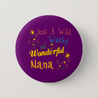 Große Geschenke für Nanas Runder Button 5,7 Cm