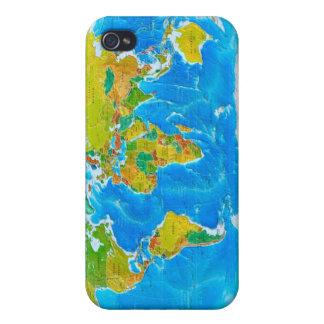 Große globale Grafik! Etui Fürs iPhone 4