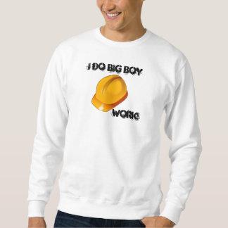 Große Jungenarbeit - Sweatshirt