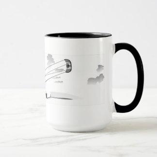 Große Kaffee-Tasse - Kitesurfing Tasse
