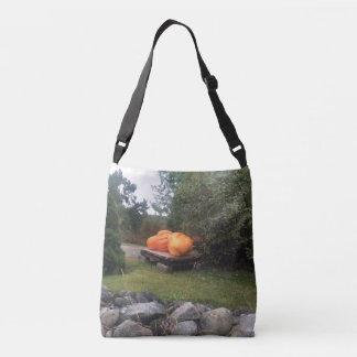 Große Kürbis-Taschen-Tasche Tragetaschen Mit Langen Trägern