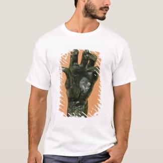 Große links Hand (Bronze) T-Shirt