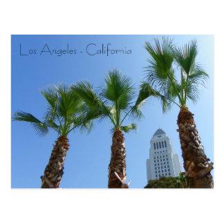 Große Los Angeles-Rathaus-Postkarte! Postkarte