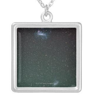 Große Magellanic Wolke 2 Versilberte Kette