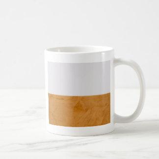 Große mutige Grafik Kaffeetasse