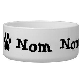 Große Nom Haustier-Schüssel Hundefutter-Napf