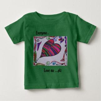 Große Produkte für den Einkauf… Baby T-shirt