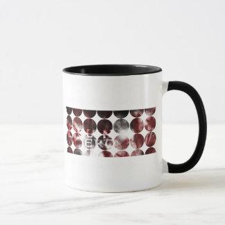 Große Punkt-Foto-Tasse Tasse