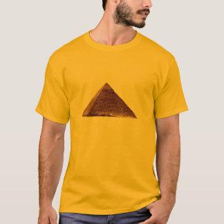 Große Pyramide - grundlegender T - Shirt