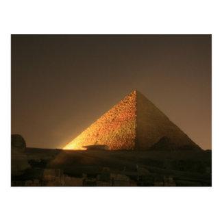 Große Pyramide Postkarten