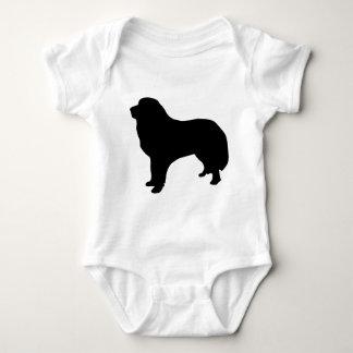 Große Pyrenäen-Gang Baby Strampler