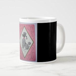 pudel kaffee tassen. Black Bedroom Furniture Sets. Home Design Ideas