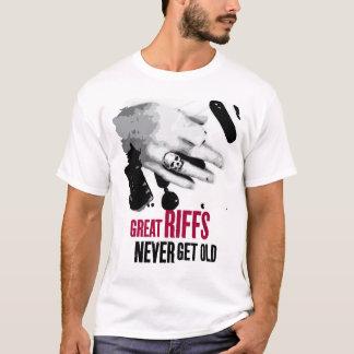 Große Riffe werden nie alt T-Shirt