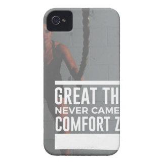 Große Sachen kamen nie von den Kuschelecken Case-Mate iPhone 4 Hülle