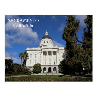Große Sacramento-Postkarte! Postkarten